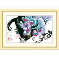 Quality wall clock cartoon clock wall art picture for sale