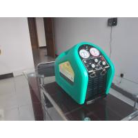 Quality CM3000A Portable Refrigerant Recovery Machine 1 HP Oil Less R410A / R22 for sale