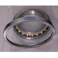 Quality High Precision Angular Contact Ball Bearing Single Row With Brass Cage for sale