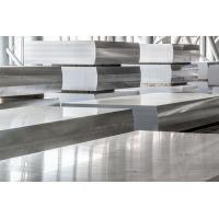 Quality High Homogeneity 2024 Aluminum Plate 3 - 260 Mm Thick SGS Approved for sale