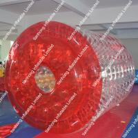 Quality PVC Inflatable Water Games , Commercial Inflatable Hamster Ball for sale