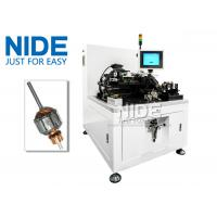 Quality Semi-Auto armature dynamic balancing testing machine for motor rotor testing for sale