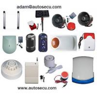 China Solar Siren|siren|IR Beams|horn|wireless Siren|flashing Siren|strobe Siren|alarm|burglar Alarm|security Alarm| on sale
