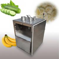 Quality Multifunctional Automatic Food Processing Machines Fruit Vegetable Slicer Cutter for sale