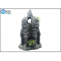 Buy Temple Castle Resin Decorative Rockery Aquarium Resin Ornaments Landscaping Crafts at wholesale prices