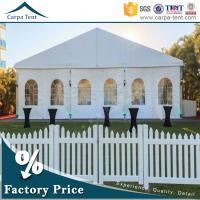 Buy cheap Large Party Tent Anti-UV White Tents for Outdoor Party Functions from wholesalers