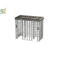 China Single Door Full Height Turnstiles High Security Prison Protection Turnstile Barrier Gate on sale