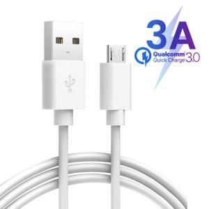 Quality USB Shielded Fast Charger Buy Cabo Ladekabel Micro Usb Type-B 1.5M 3M Charging Data Cable 2M For Samsung Micro Usb Cable for sale