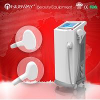 Quality Strong Power!!! 808nm Diode Laser Hair Removal Machine With CE Medical / Laser Hair Remova for sale