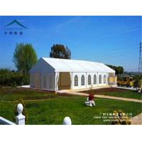 Quality 9m / 10m / 12m Width Small Outdoor Party Tents For Family Gathering for sale