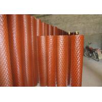 Quality EMW Medium Expanded Metal Mesh Sheet For Highway Fencing Rhombus Hole for sale
