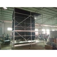 Buy Custom Layer Truss and Movable Stage Platform Station for Stadium Lighting Tower at wholesale prices