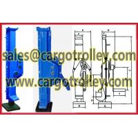 Quality Rack jack applications and features for sale