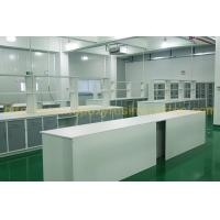 Buy Epoxy resinchemical resistance laboratory bench top / laboratory workbench at wholesale prices