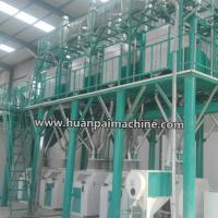 Quality 30-50TPD flour mill machines maize meal grinding machines grinding mills for sale in zimbabwe for sale