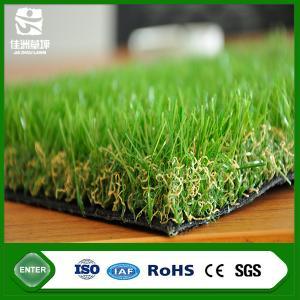 Quality UV resistance carpet grass landscaping artificial carpet grass for garden for sale