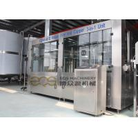 Quality Pure Water Production Line 20000 Bottles Per Hour With 40 Filling Heads for sale