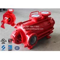 Quality High Performance Fire Fighting Pump System With Electric Motor Driven 400GPM@9 Bar for sale