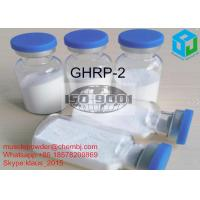 Quality SBJ Peptides GHRP-2/ GHRP-6 With Great Benefit And Potential In Athletes And Wellness for sale
