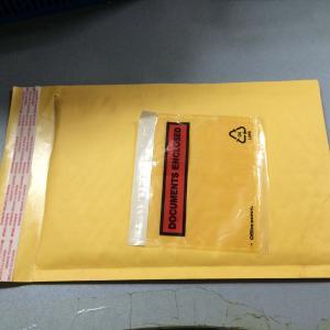 Quality Golden Kraft bubble mailer for sale