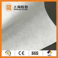 Quality Unbleached Non Woven Cotton Fabric Grey Twill Fabric for Uniforms Overalls for sale
