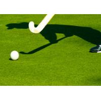 Quality Durable Hockey Artificial Grass Easy Cleaning PE Artificial Grass For Hockey for sale