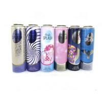 Quality Tin Plate Aerosol Empty Spray Can for sale