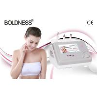 Quality Medical Skin Tightening RF Beauty Machine with Stainless Steel Handles for sale