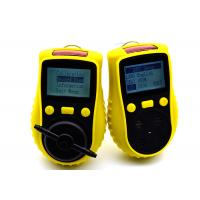 Quality Handheld 0 - 500ppm Carbon Monoxide Single Gas Detector With LCD Display for sale