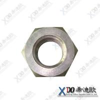 Quality duplex steel S32750 China hardware stainless steel fasteners hex nut ASME B18.2.2 for sale