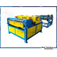 China Automatic TDF galvanizing air Square duct production auto line 3,4 on sale