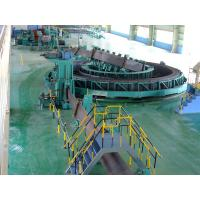 Quality Reliable Safe Spiral Accumulator 50 * 2000mm Coil Width For Forming Machine for sale