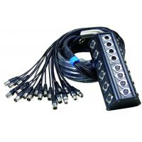 Quality 30 Meter Stage Snake Cable Box Speaker With 20 Channel DS10-1604X-30M for sale