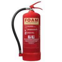 Quality Multi Purpose 6L Foam Fire Extinguisher For Paper / Wood / Textiles Fire for sale