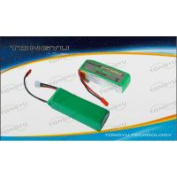 Quality Fast Charge Light Weight RC Battery Pack 11.1V 1000mAh 35C For RC Planes, RC Flight for sale
