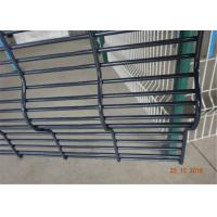 China High Security Wire Wall 358 Anti Cut Fence on sale