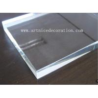 Buy 2mm to 19mm ultra clear float glass, 2mm to 19mm  ultra white float glass, low iron float glass at wholesale prices