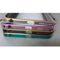 Quality Iphone 6 Plus 0.7mm Alu Frame Phone Cover CNC Prototype Machining Anodization Oxidation for sale