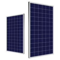 Quality Waterproof 72 Poly Silicon Cells 310 Watt Solar Panel Kit For Grid Energy System, for sale