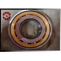 Quality Low Noise Angular Ball Bearing 30mm Bore Size For Carrying Axial And Radial Loads for sale