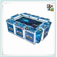 Quality 8P choppy sea fishing vending ocean king  hunting arcade gambling indoor amusement game machine for sale
