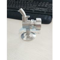 Quality Clamp Sanitary Stainless Steel SS316L Perlick Style Beer Sampling Valve for sale