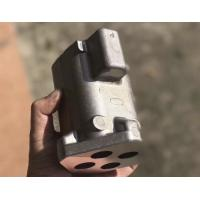 Quality Pilot Valve Pusher Block , Hydraulic Excavator Parts Pusher Head For ZX450 ZX200 for sale