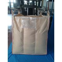 Quality Polypropylene 1 Ton Bulk Bags UV Protective With Beige / White / Black for sale