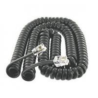 Quality Retractable Warranty Ethernet Coiled Electrical Cord For Computers Net Work Electronics for sale