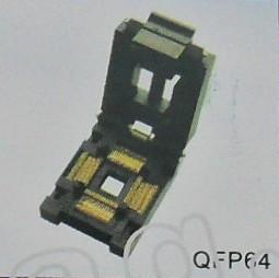 Quality QFP64 IC socket adaptor for sale