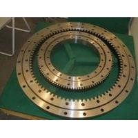 Quality External Gear - Single Row Four Point Contact Ball Slewing Ring Bearing for Windpower for sale