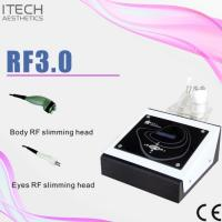 Quality 5MHz Bipolar and Tripolar Radio Frequency Beauty Machine for Cellulite Removal for sale