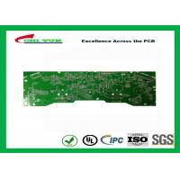 Quality Double side Car PCB Gold Plating with ISO9001, UL, ISO, SGS for sale