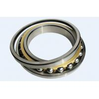 Quality Double Row Angular Contact Ball stiff Bearings 7304 BEP with a two - piece inner ring for sale